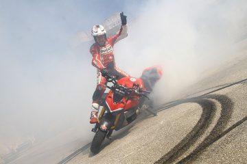 Ducati Stunt Team