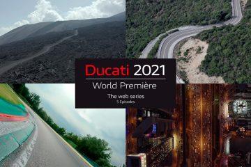 Ducati World Première
