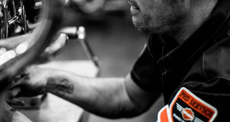 concesionarios oficiales Harley-Davidson