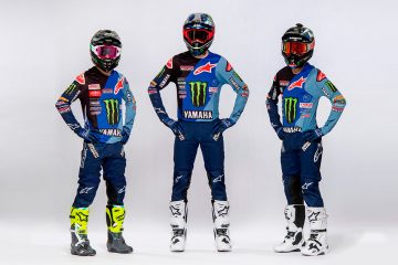Monster Energy Yamaha Factory MXGP